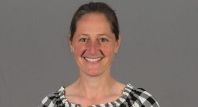 Susan Zareh, a teacher at Forsyth School