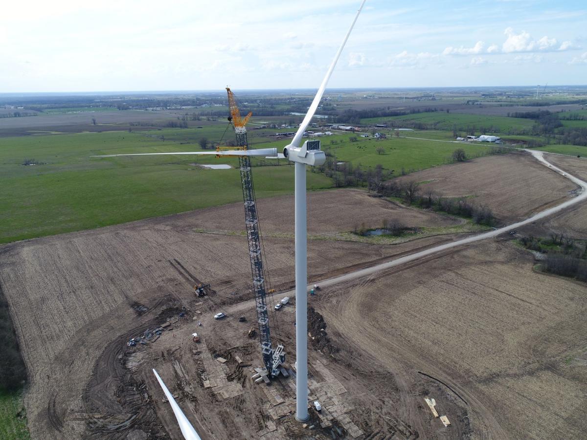 High Prairie wind farm
