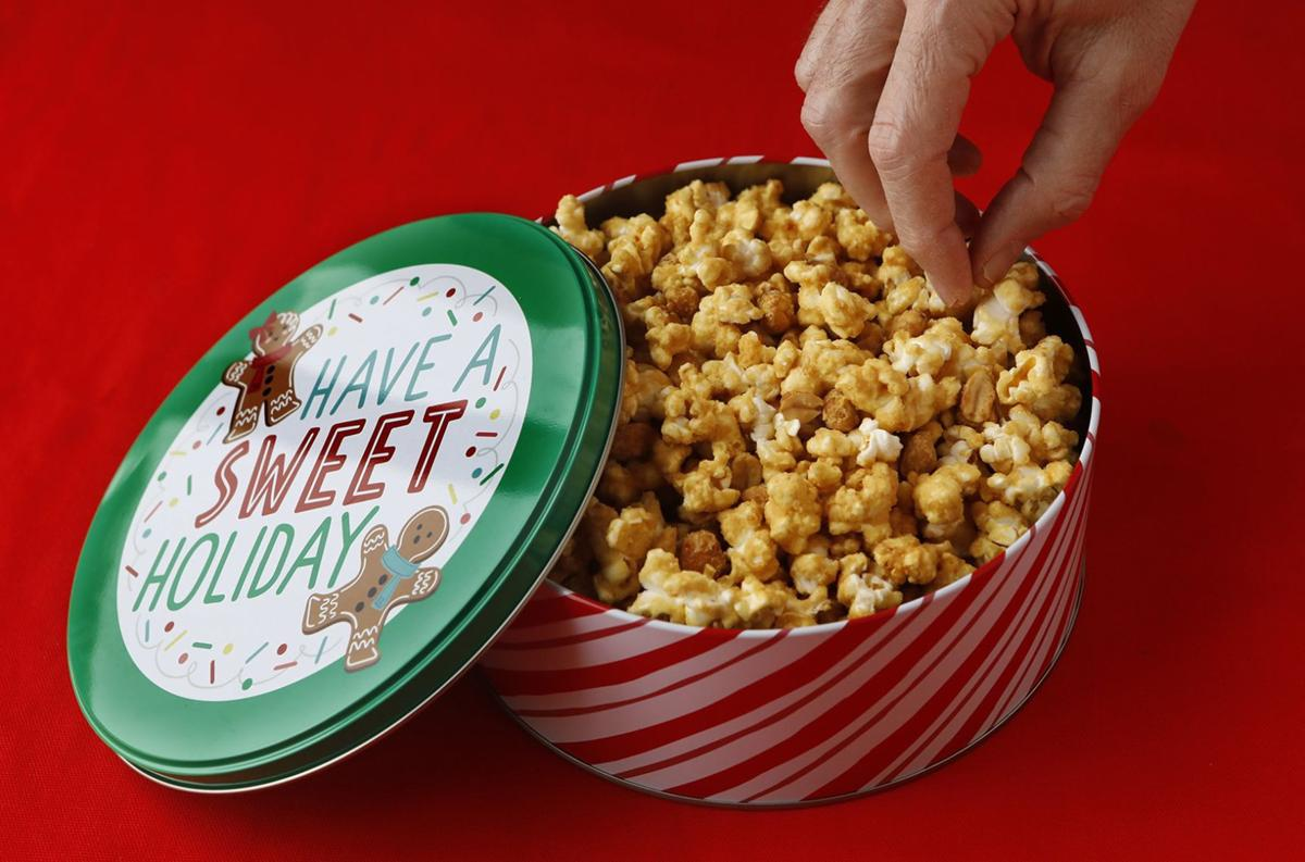Give the gift of homemade food for the holidays