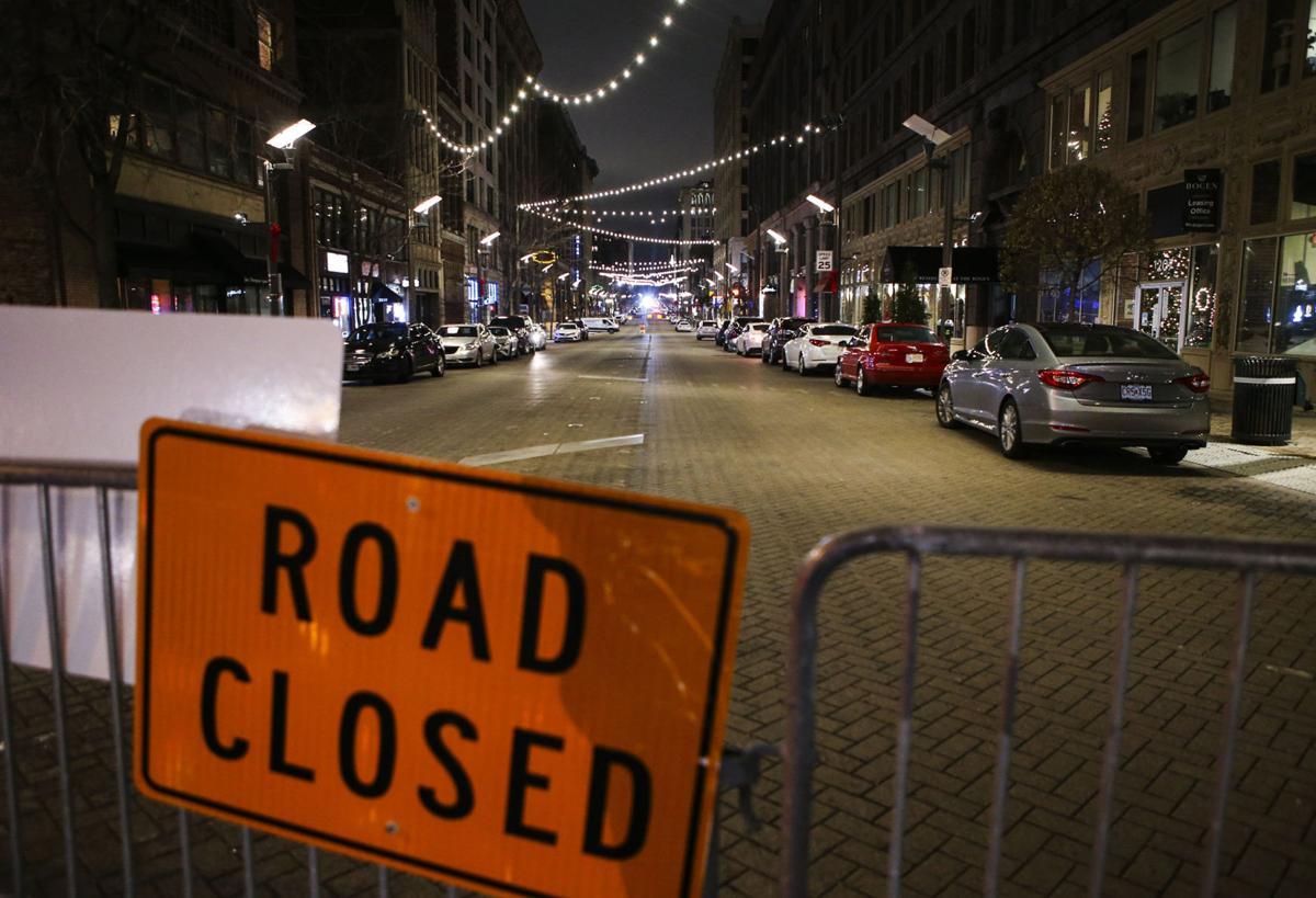 Washington Avenue: Downtown St. Louis