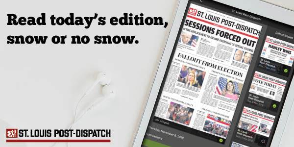 Post-Dispatch delivery alert