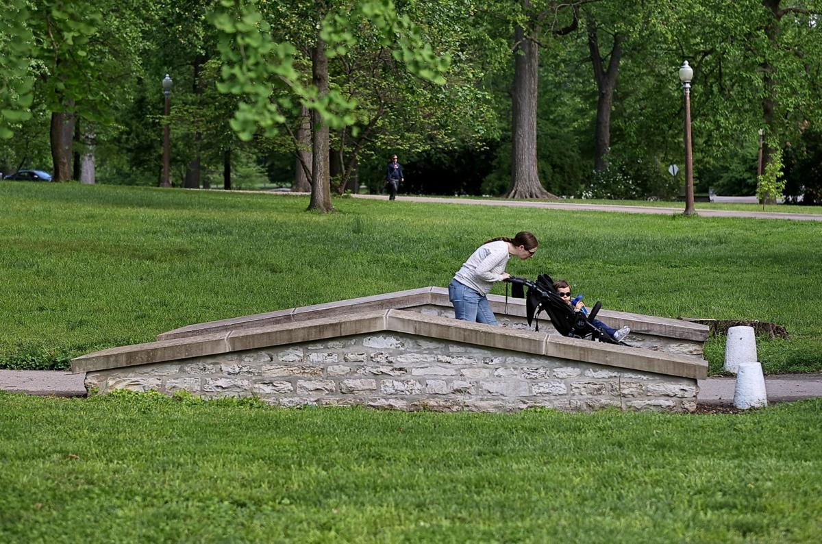 Buried stream in Tower Grove Park to be uncovered