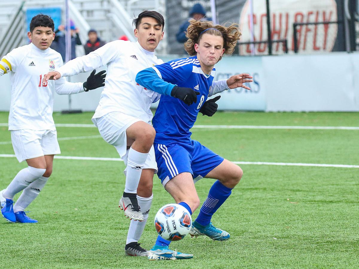 Priory vs. Guadalupe Centers Charter soccer