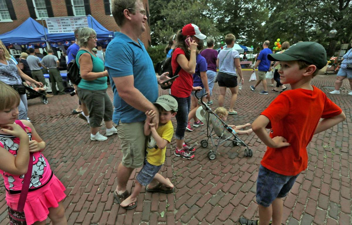 Annual Festival of the Little Hills in Historic St. Charles.