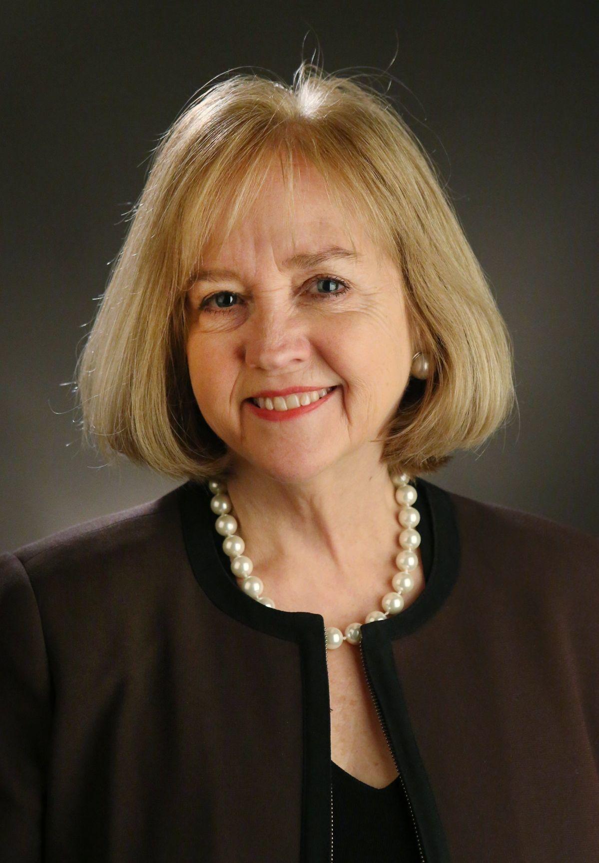 Mayoral candidate Lyda Krewson