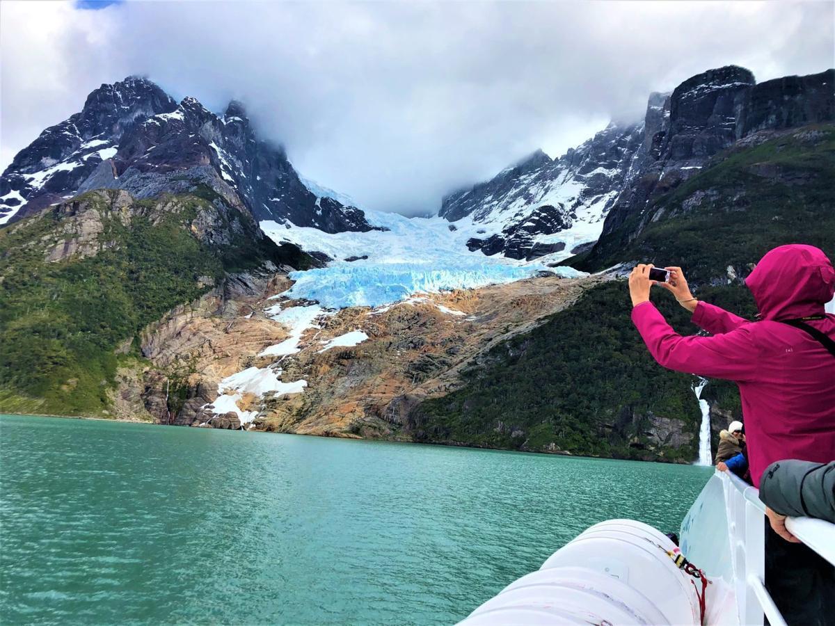 Balmaceda Glacier
