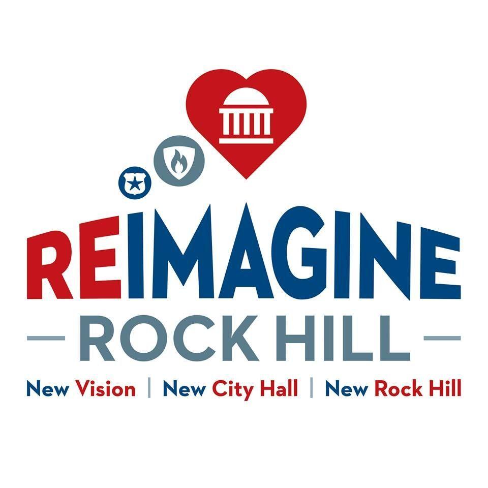 ReImagine Rock Hill logo