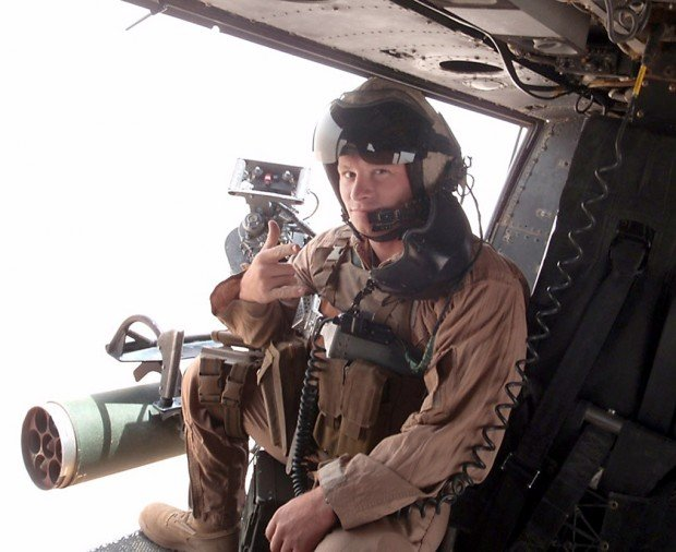 St. Charles County Marine awarded Distinguished Flying Cross