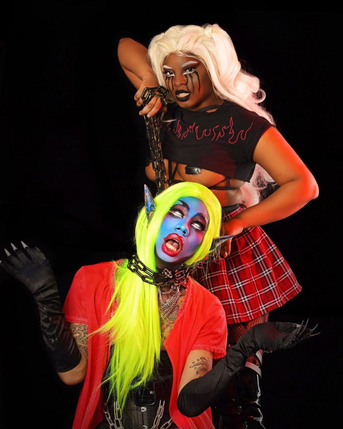 Maxi Glamour and Sailem