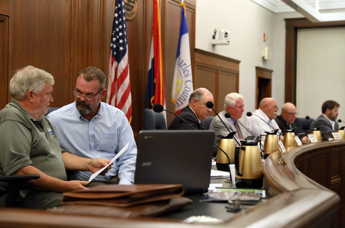 St. Charles County Council delays vote on Missouri Bluffs