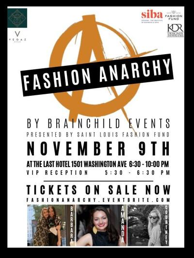 Fashion Anarchy Designers compete on November 9th
