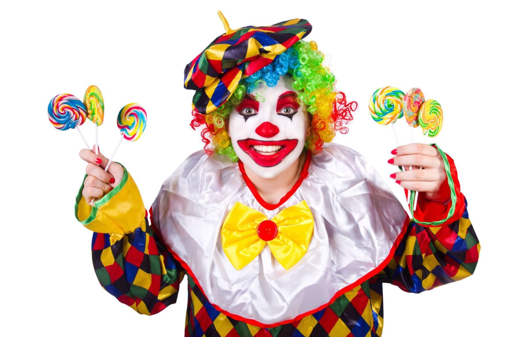 Horror writer Stephen King Calm down about clowns News