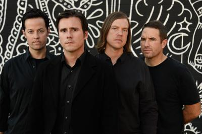 Q A Jimmy Eat World Says Tour With Third Eye Blind Fell