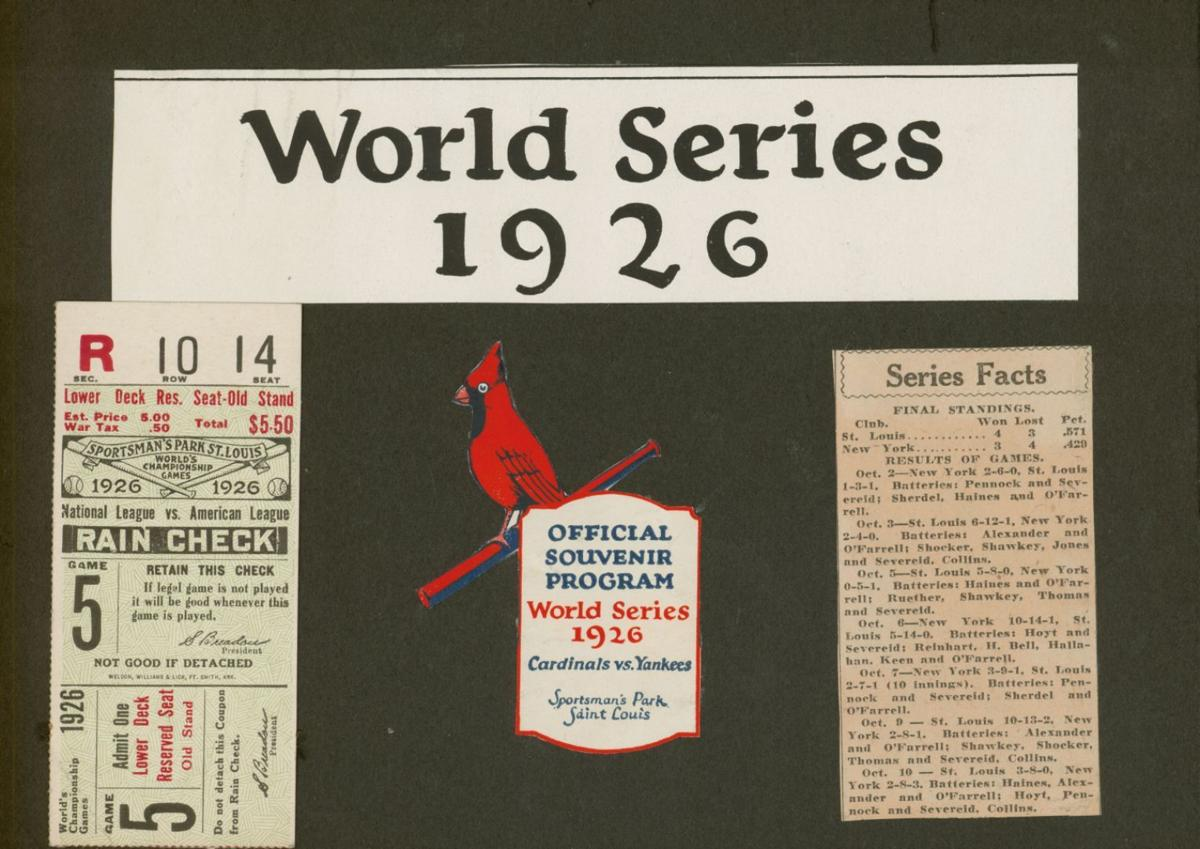 Oct 10 1926 Hero With A Hangover Gives Cardinals Their First