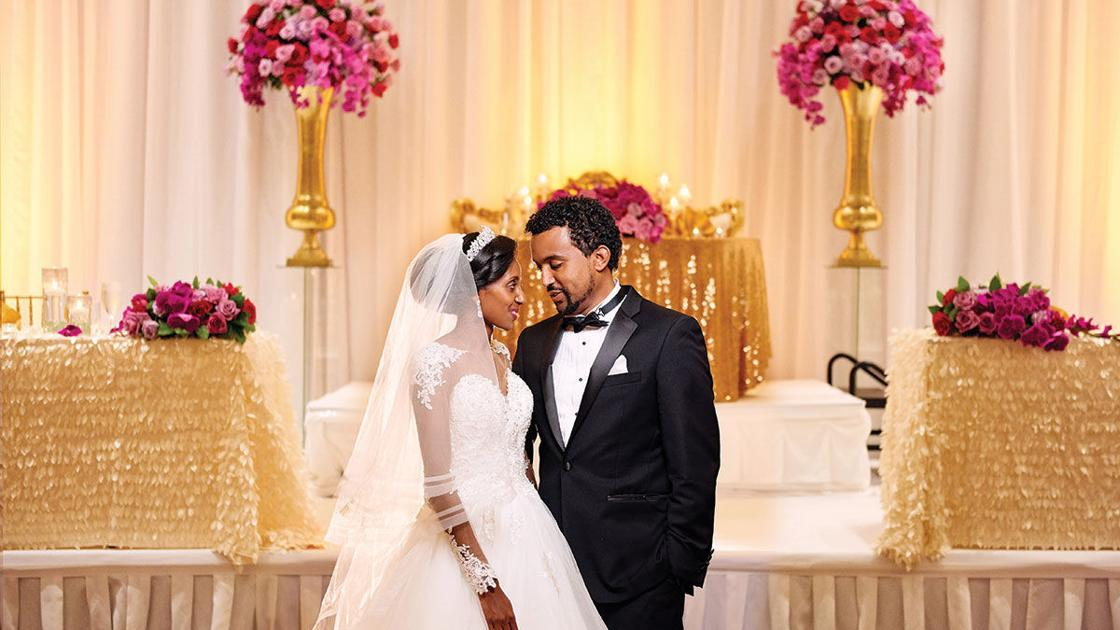 Ethiopian Wedding Projects Church Knows Party For 600 St