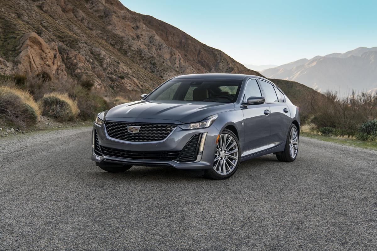 The all-new 2020 CT5 essentially replaces both the ATS and the CTS in Cadillac's sedan lineup.