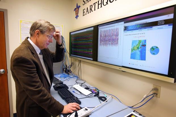 Saint Louis University Earthquake Center