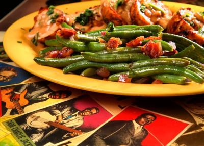 Special request: Haricots verts