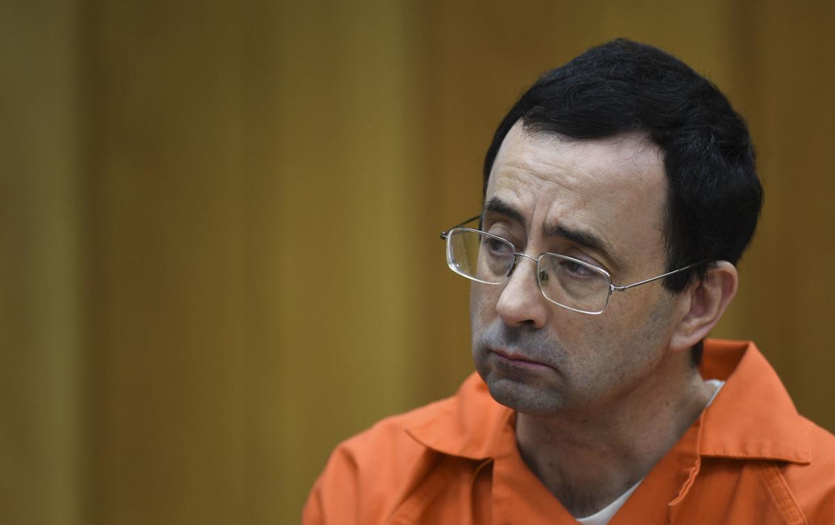 Former Sports Doctor Who Molested Athletes Gets Another 40 To 125