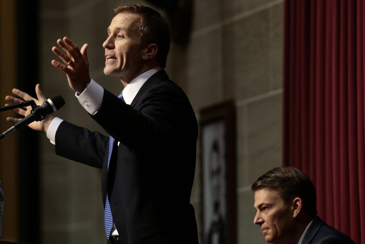 Gov. Greitens delivers first State of the State address