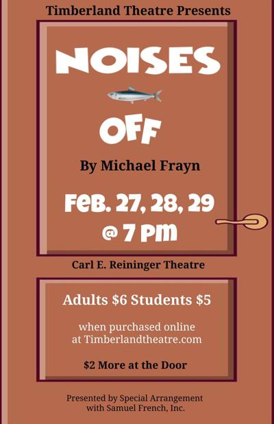 THS Theatre Noises Off