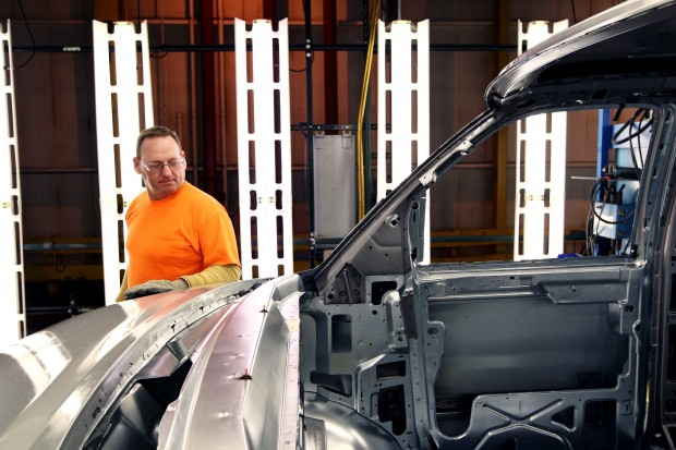 Manufacturing At The Gm Wentzville Embly Plant