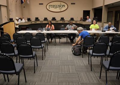 Ferguson Civilian Review Board meets in August 2019