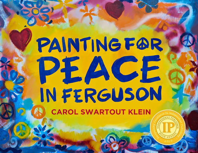 The List: Painting For Peace In Ferguson Book