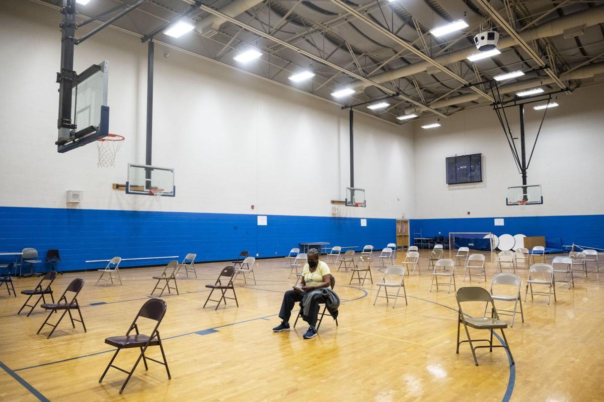 Teachers and staff vaccinated at Vashon High School