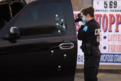 Shooting in the 2700 block of Goodfellow Boulevard
