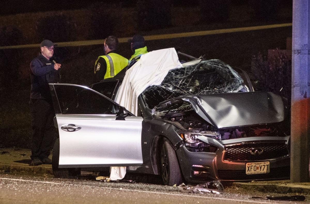 2 killed in four-vehicle crash in Vandeventer neighborhood