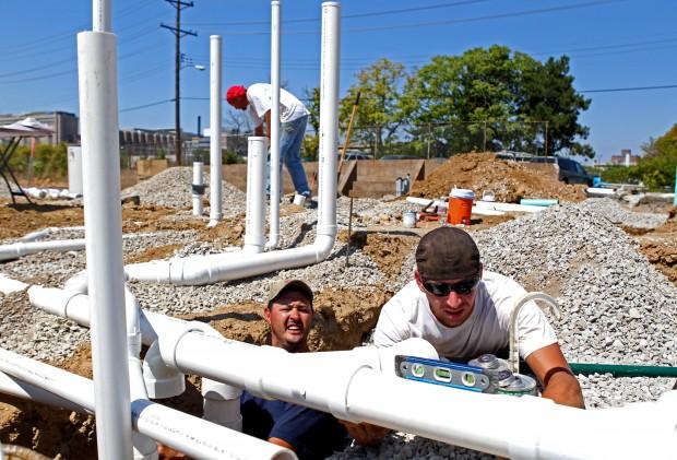 St  Louis construction employment still dropping | Business