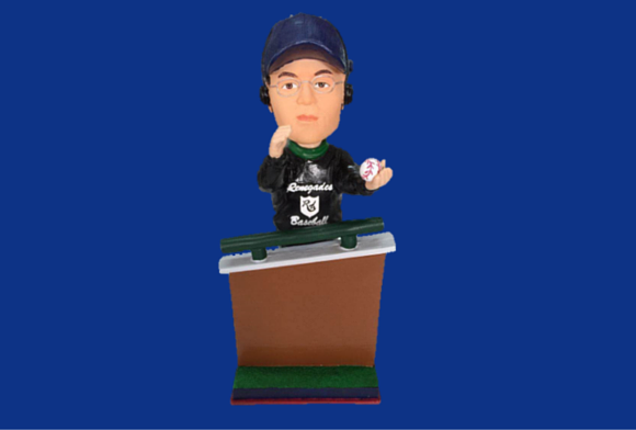 Bobblehead Looking A Lot Like Steve Bartman For Sale Joes St
