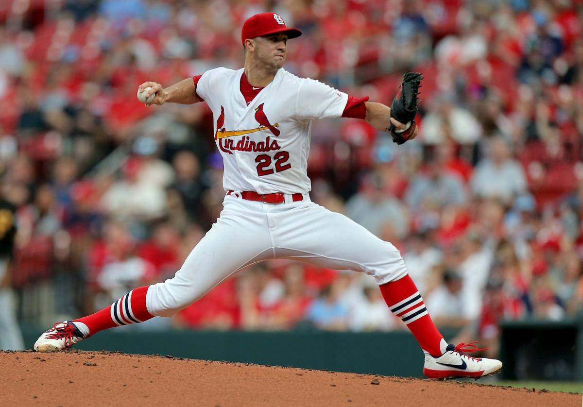 Cardinals offense leaves Flaherty in a bind in 3-1 loss to Pirates