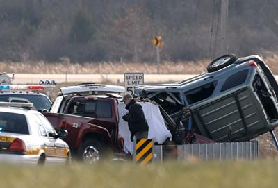 Three fatalities reported in traffic crash south of