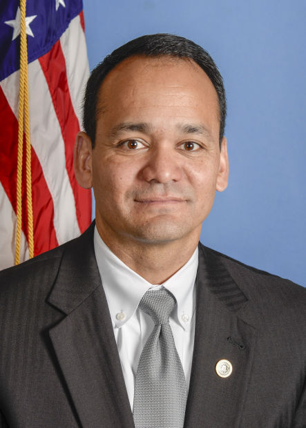 William P. Woods, special agent in charge of the FBI's St. Louis office