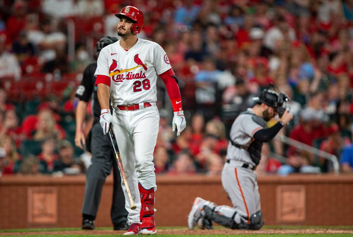 Cardinals look for win against Giants