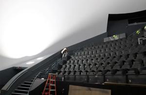 Omnimax Theater St. Louis Science center öffnet am Freitag nach 3,5 Millionen US-Dollar-upgrade