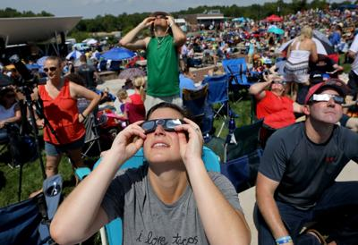 Eclipse 2017, Chesterfield, Mo