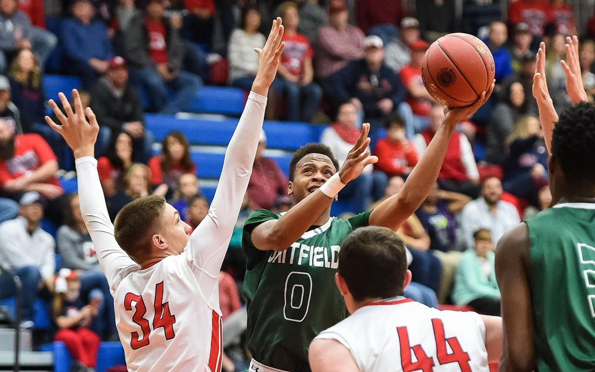 Whitfield Turns Up Intensity Late In First Half To Win Class 3 Sectional