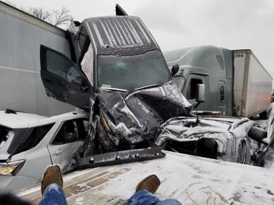 One Dead After Weather Related Pileups Along Interstate 44 Law And