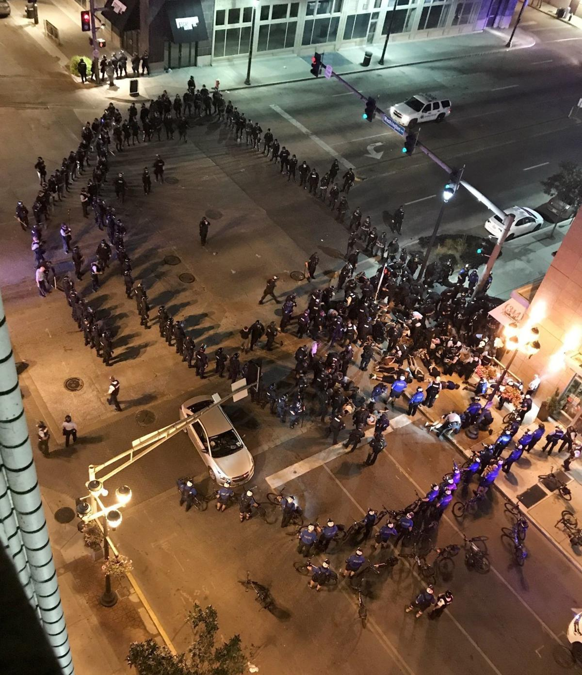 Protests in St. Louis on third day after Stockley acquitted