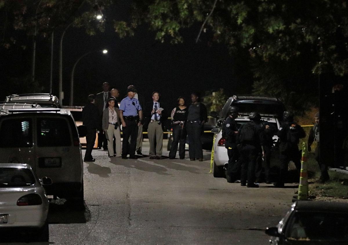 Shooting on Elias Avenue