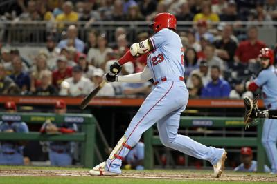 Ozuna wants spot in Cards' crowded outfield next season | St