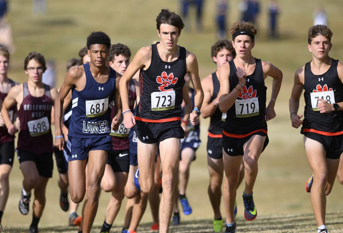 Southwestern Conference boys race