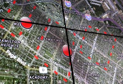 St. Louis Police Real Time Crime Center and ShotSpotter