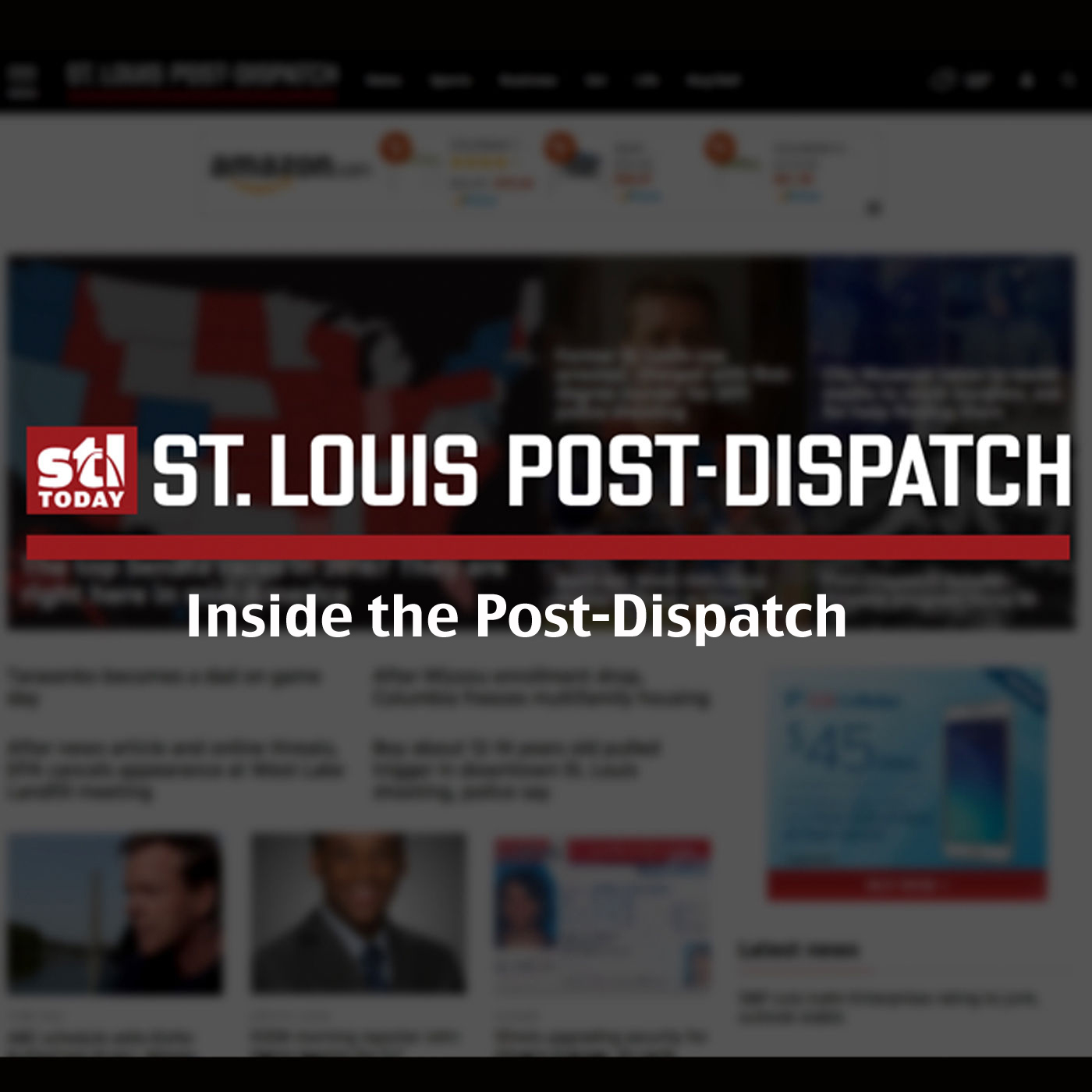 Inside the Post-Dispatch on Apple Podcasts