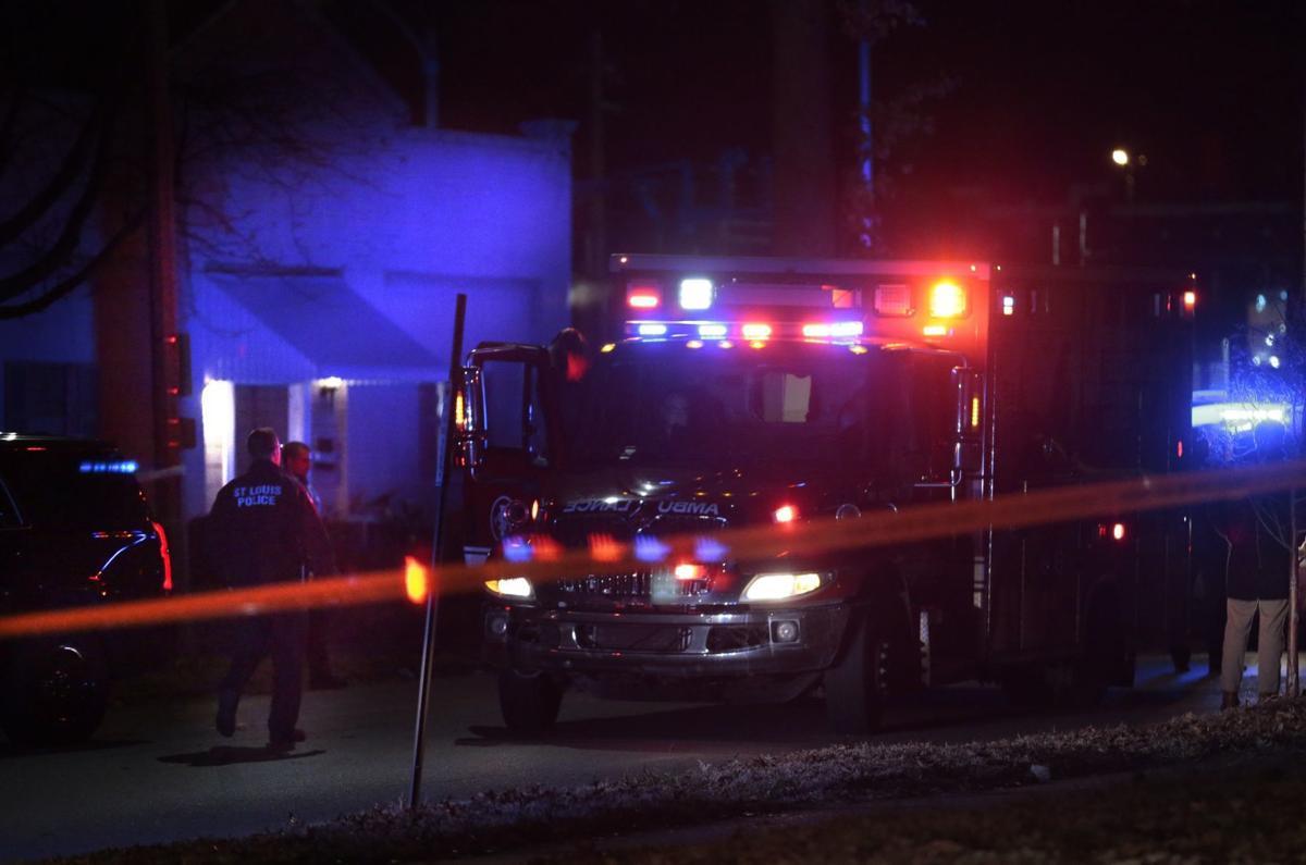 Officer involved shooting in Carondelet