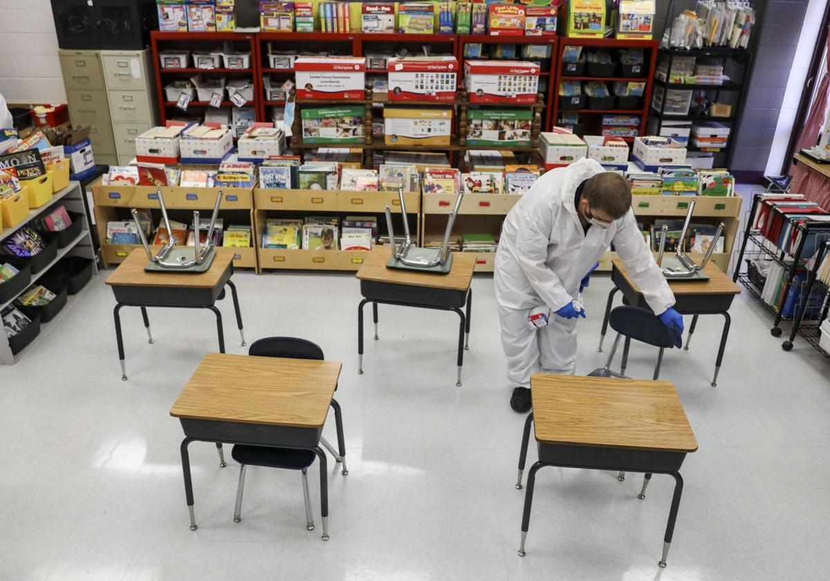 Disinfecting education