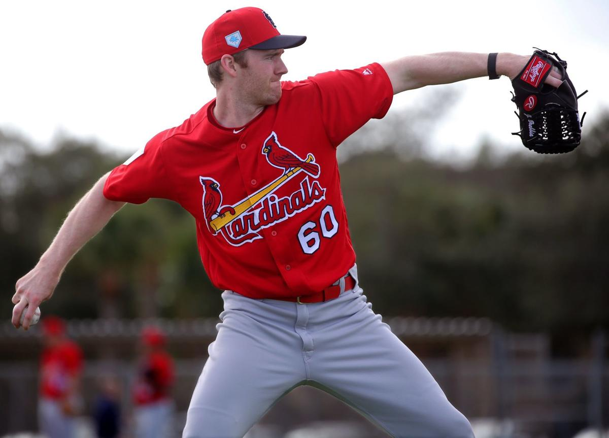 Brebbia gains final Cards' pitching slot; Flaherty to start home opener